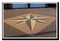 Logo inside NATURE STONE Floor