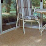 Sun Room Flooring with Nature Stone