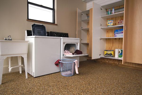 Laundry Room Flooring & Laundry Room Flooring - Nature Stone