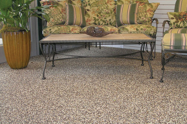 Patio Nature Stone Flooring