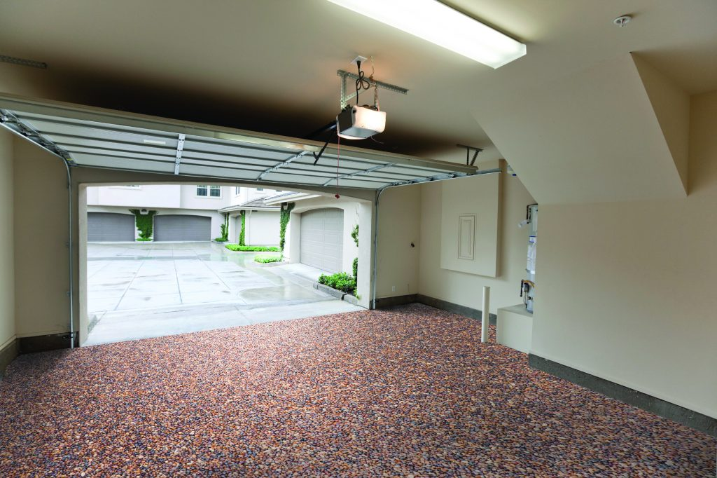blog flooring garage for epoxy floors express garages options top recommended