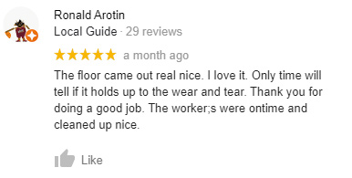 Google Review 7